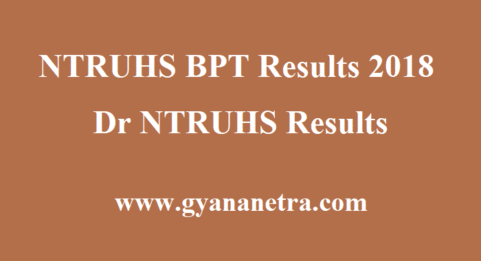 NTRUHS BPT Results