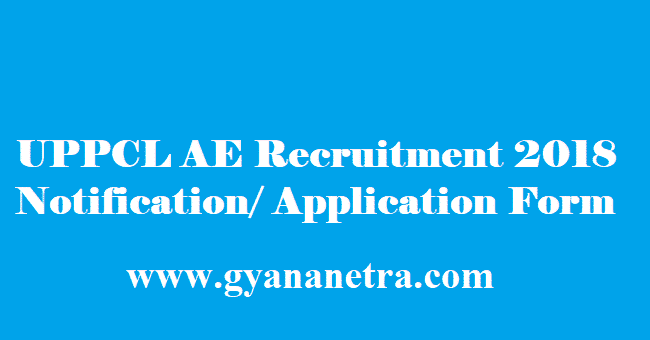 UPPCL AE Recruitment 2018