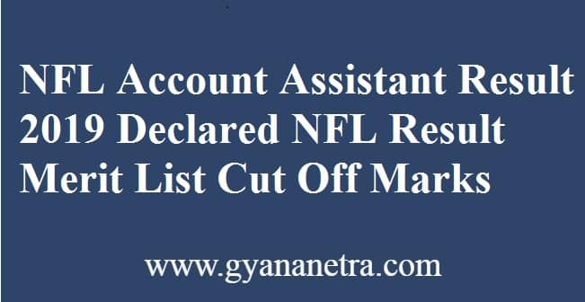 NFL Account Assistant Result