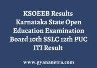 KSOEEB Results