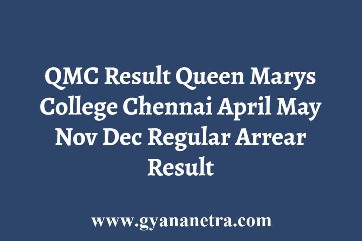 QMC Result